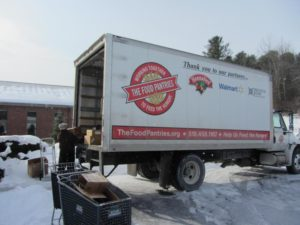 new scotland community food pantry donations